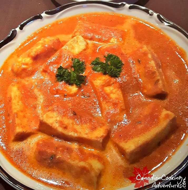 Cheese Butter Masala (Paneer Makhani)