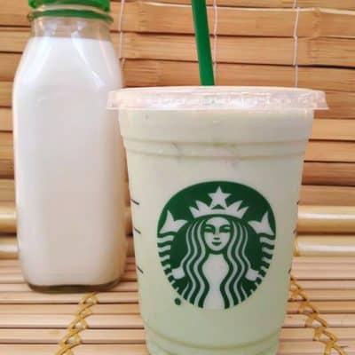 Matcha Green Tea (Latte)