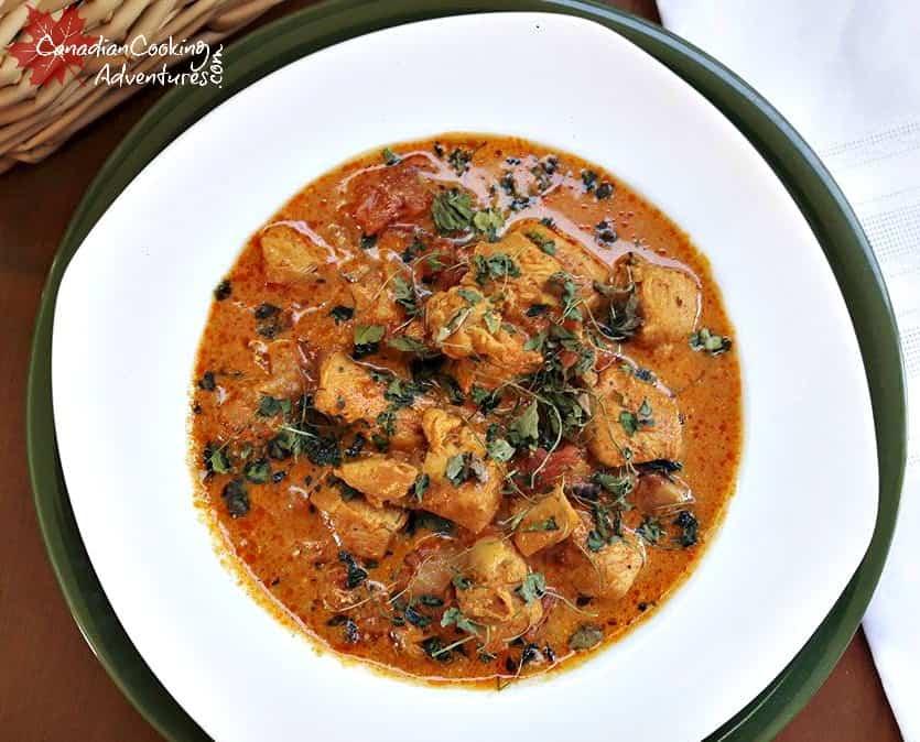 Chicken Karahi (Slow Cooker)