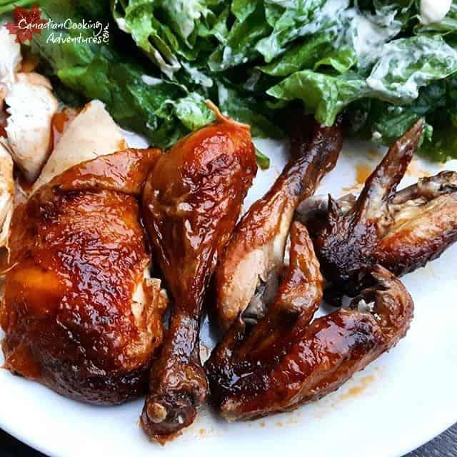Portuguese Peri Peri Baked Chicken