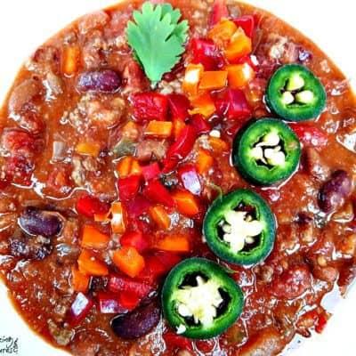 Comforting Chili Con Carne