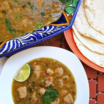Green Pork Chili