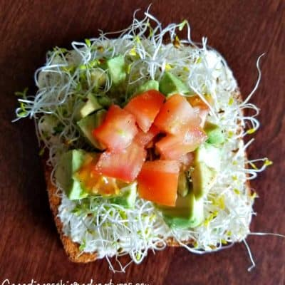 California Sprouted Sandwich
