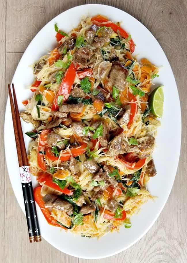 Vietnamese Beef Vermicelli