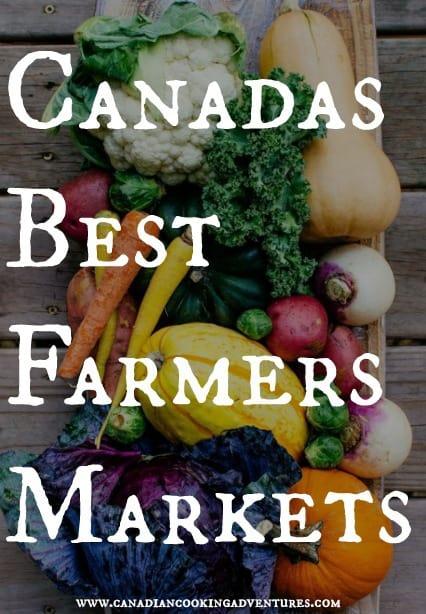 Canadas Best Farmers Markets