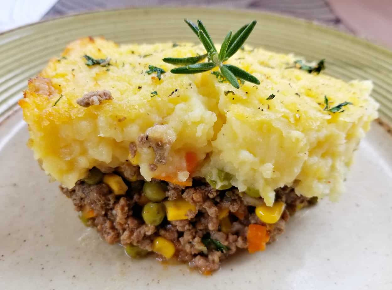 The Best Shepherd's Pie