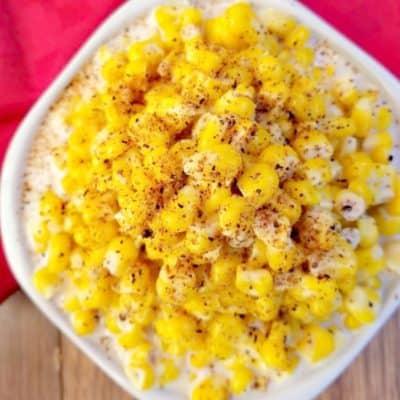 Cajun Creamed Corn