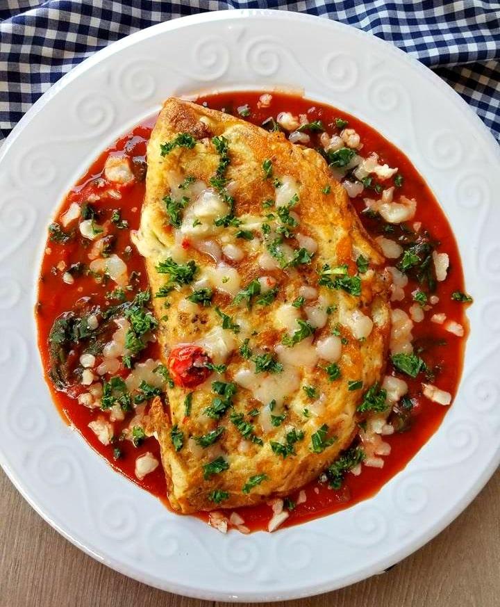 Margarita Omelette