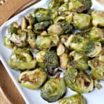 Honey Mustard Brussel Sprouts