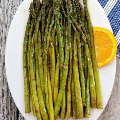 Simple Sauteed Asparagus