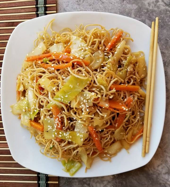 Simple Chow Mein Recipe