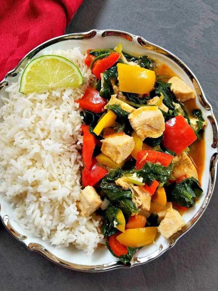 Best Thai Red Curry Recipe