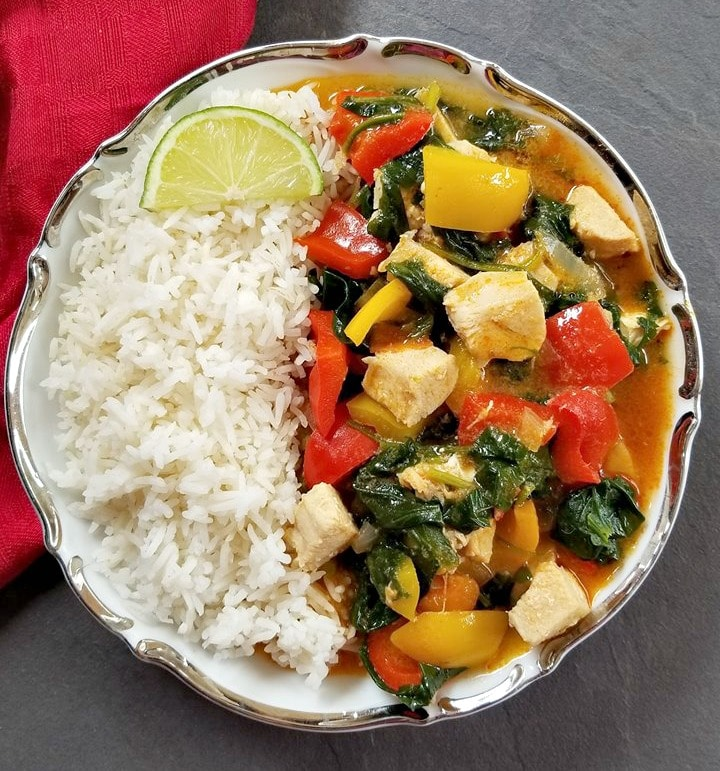 Best Thai Red Curry